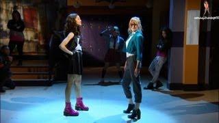 Сиси Джонс,  Shake It Up - Rocky Vs CeCe Dance OFF (Shake It Up - Brain It Up )
