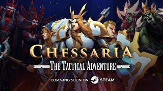 videó Chessaria: The Tactical Adventure
