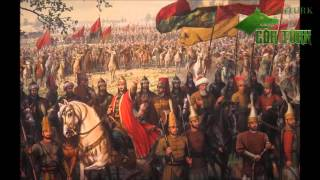 OTTOMAN ARMY - WAR MUSIC/ Ceddin Deden  ( WITH English Subs)