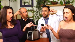 Amazing Time Machine (Part 2) | Anwar Jibawi & Rudy Mancuso
