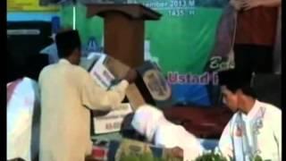 Ustadz Felix Siauw Menyumbang Masjid Di Kebumen
