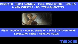 Betrayal Full MF KB Wander   First Thoughts & Levelling Guide
