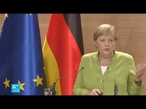 العرب اليوم - شاهد:ألمانيا توافق على بيع شحنة من الأسلحة للسعودية