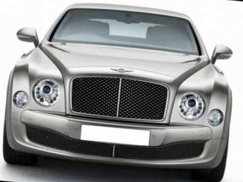 Bentley Mulsanne the mighty machine