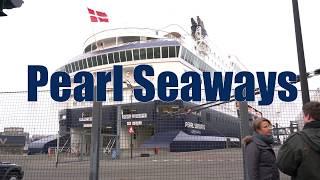 DFDS Pearl Seaways from Copenhagen to Oslo
