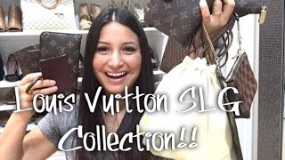 Louis Vuitton SLG & Accessories Collection - March 2016