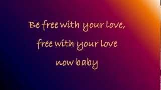 Spandau Ballet - Be free with your love(with lyrics on screen)
