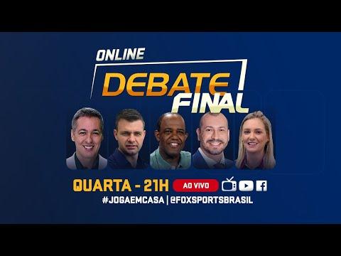 Flamengo é chamado de time 'pequenininho', mais polêmica no Cruzeiro e tretas! Debate Final