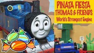 Thomas & Friends Piñata Edition - World's Strongest Engine