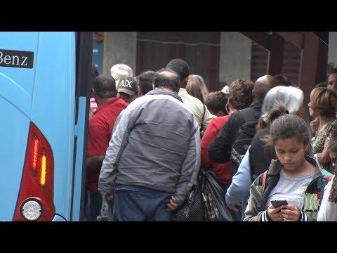 Contrato com concessionária termina, mas ônibus continuam circulando em Nova Friburgo