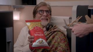 Amitabh Bachchan to appear on Bikaji's multimedia campaign