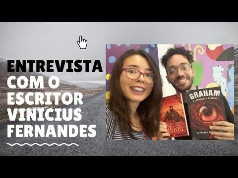 Entrevista com o escritor Vinicius Fernandes | Kemiroxtv