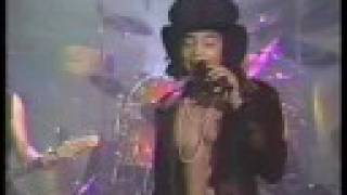 """Tonight Show part2 """"Delicate"""" Sananda Maitreya aka Terence Trent D'Arby with Des'ree"""