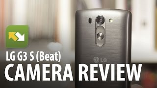 LG G3 S (Beat) : Camera Review
