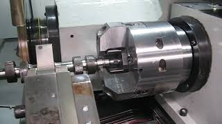 Special Machine 8 Cam Lobe Milling Machine