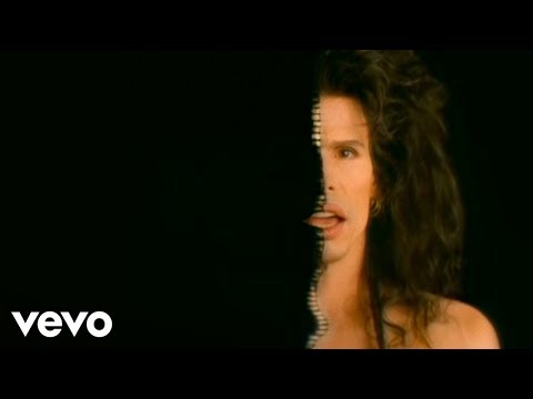 Aerosmith - Livin' On The Edge (Official Music Video)