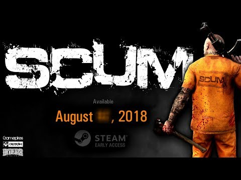 SCUM - Welcome to the Island!