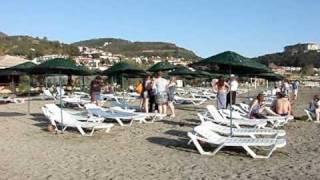 preview picture of video 'Отель Dinler. Алания. Турция'