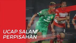 Tak Lagi Perkuat Bhayangkara FC, Bruno Matos Ucap Salam Perpisahan