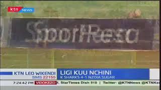 Gor-Mahia waipuka washindi katika mchuano baina yao na KK Homeboyz - Ligi kuu nchini