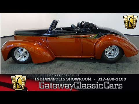 1941 Willys Cabriolet for Sale - CC-991322