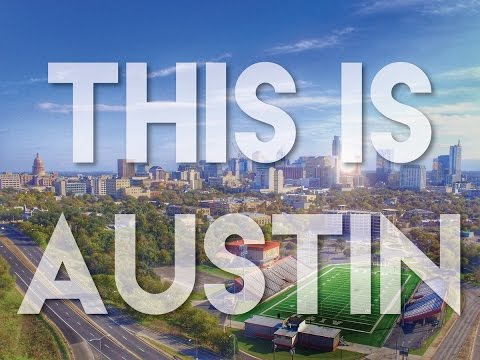 Video This is Austin - Aerial Scenes from Austin, Texas