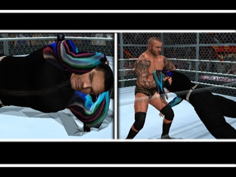 Download randy orton vs jeff hardy hell in a cell (WWE2K19 PS2) HD Mp4 3GP Video and MP3