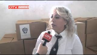 ԼՕԽ-ի օժանդակութիւնը Սուրիահայ գաղթականներուն (ORA-2014)