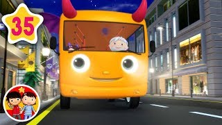 Wheels On The Bus V19 | Nanas para bebés | Little Baby Bum - Canciones Infantiles