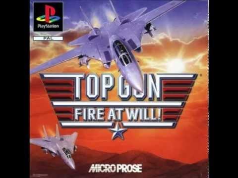 Top Gun : Fire At Will Playstation