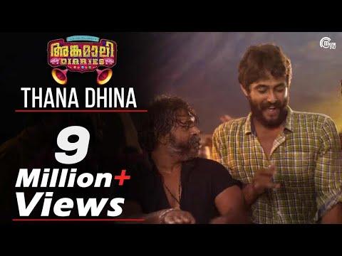 Thana Dhina Video Song - Angamaly Diaries - Angamaly Pranchi