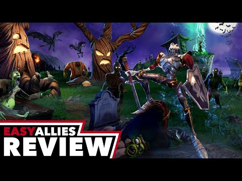 MediEvil (2019) - Easy Allies Review - YouTube video thumbnail