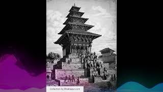 Anecdotes about the pinnacle of Nyatapola