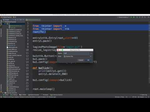 43- Python GUI | CallBack