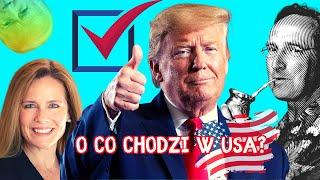 SDZ78/1 Cejrowski: o TĘ JEDNĄ sprawę chodzi w USA 2020/9/28 Radio WNET