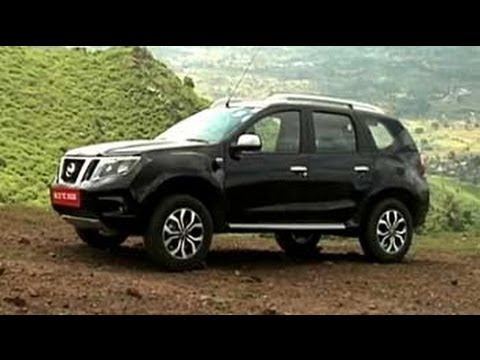 Terrano thoroughly tested