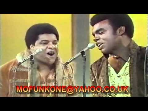 THE ISLEY BROTHERS - ITS YOUR THING. LIVE TV PERFORMANCE 1969
