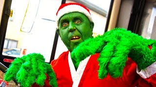 The Grinch Christmas Cringe