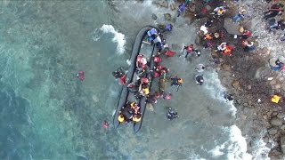 """Next UN chief echoes call for """"full solidarity"""" with #RefugeesAndMigrants"""