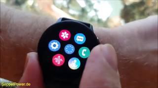 Mein Fazit nach 4 Wochen mit der Samsung Galaxy Watch Active 2 | SeppelPower