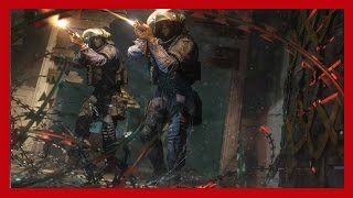 Rainbow Six Siege Gameplay - FELL OFF THE PLANE! | RB6 Siege Gameplay