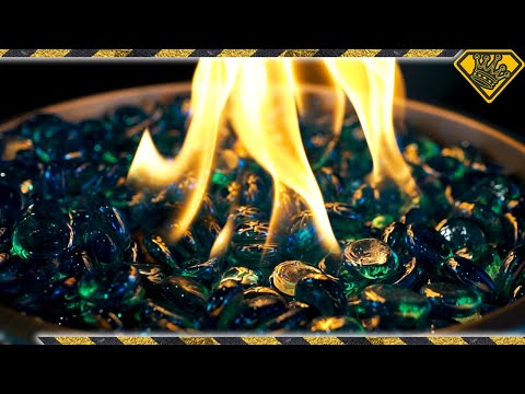 Testing the Table Top Fire Pit (Pt. 2/2)
