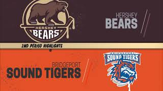 Sound Tigers vs. Bears | Jan. 5, 2020
