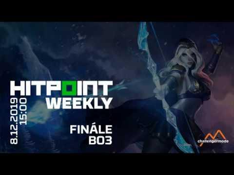 Vikingekrig academy vs Bonifácův klubík GAME1 @ Finále Hitpoint Weekly #1