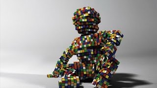 Новый мировой рекорд! Сборка Кубика Рубика 3x3 за 3 секунды