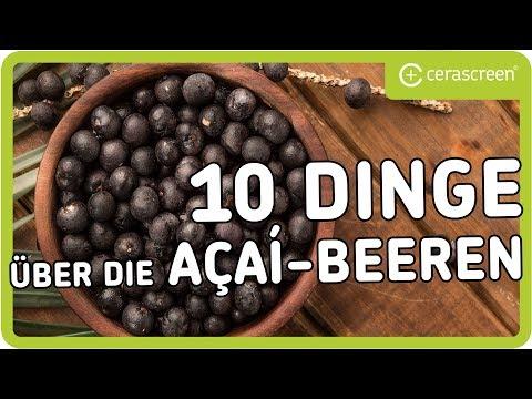 Warum du Açaí Beeren in deine Ernährung einbauen solltest | 10 Fakten zu Açaí Beeren