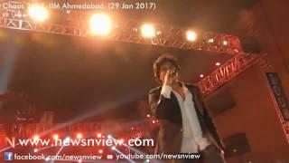 Chaos 2017 IIM Ahmedabad | KK Live In Concert | Aashayein Song | Coke Studio