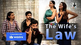 THE WIFE'S LAW | SIT