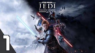 STAR WARS JEDI FALLEN ORDER | Let's Play #1 [FR]