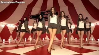 (HD 1080p) SNSD - Genie (Dance ver. with KOR. Audio)